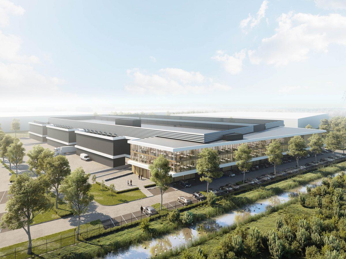AMS10 datacenter